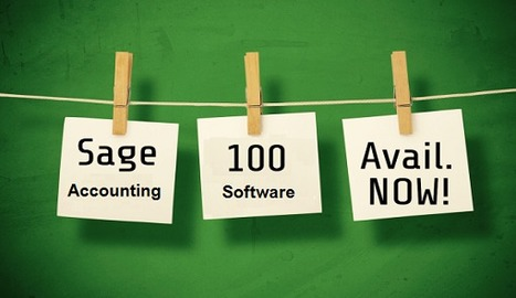Sage 100 Contractor: A Complete Accounting Software | TECHNOBEEP | sanjay | Scoop.it