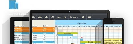 Pianificatore Progetti | Diagramma di Gantt on-line | Tom's Planner | iClass: la classe del futuro | Scoop.it