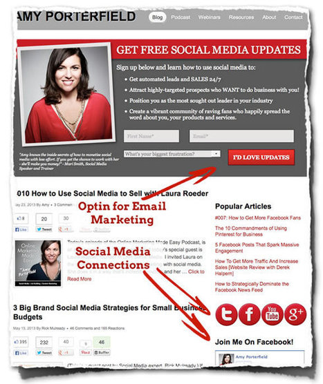 The Number 1 Strategy Social Media Gurus Use To Win Business | vgmoreno Social Media tips | Scoop.it