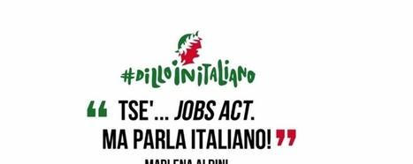 Salvare la lingua italiana C'è anche una petizione online | NOTIZIE DAL MONDO DELLA TRADUZIONE | Scoop.it