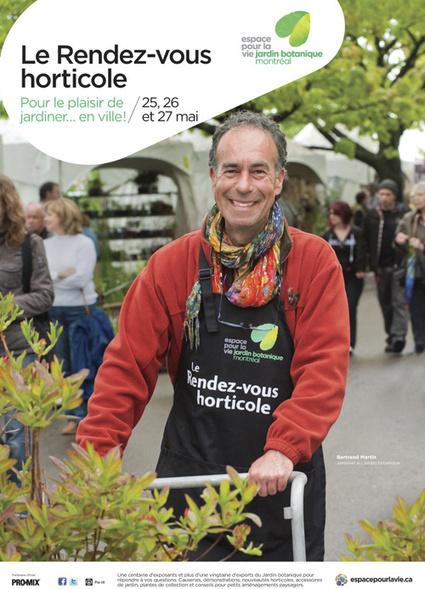 Un nouveau volet au Rendez-vous horticole du Jardin Bonatique : l'agriculture urbaine - Nouvelles - Agriculture urbaine Montréal | Nourrir la ville | Scoop.it