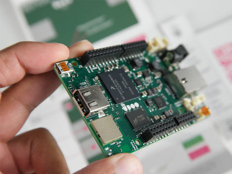 UDOO Neo: an introduction to the next Tizen-powered board - Tizen Experts | Raspberry Pi | Scoop.it