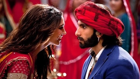 Ram Leela's Nagada Sang Dhol song has touched 3 million views - 99share.in   Latest In Bollywood   Scoop.it