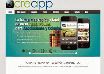 Cómo crear aplicaciones móviles sin saber programar | TabletsyTabletes | Scoop.it
