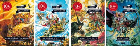 Les annales du Disque-monde : c'est déjà Noël !   Blog des Éditions L'Atalante   Biblio-thèques   Scoop.it