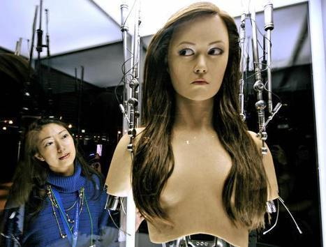 These Human Robots Will Haunt Your Nightmares   Une nouvelle civilisation de Robots   Scoop.it