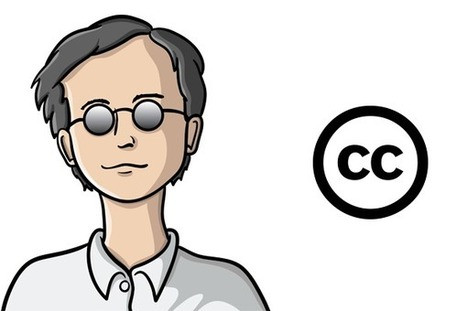 Lawrence Lessig: Happy birthday, Creative Commons | Open Educational Resources (OER) | Scoop.it