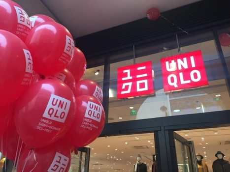 Uniqlo Connect: une offre resserrée et des services élargis   Le magasin est mort, vive le magasin ! L'avenir du magasin physique à l'heure de l'omni-canal   Scoop.it