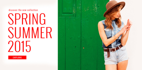 Janet&Janet Spring Summer 2015 Collection | Le Marche & Fashion | Scoop.it