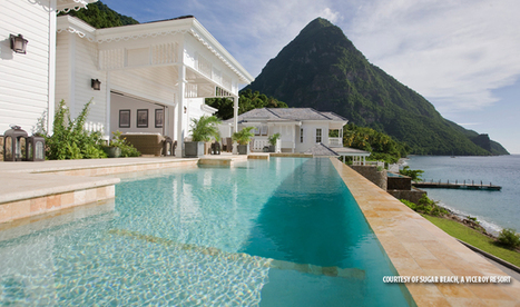 Sugar Beach, The Body Holiday & Ti Kaye Named Among The Best Spa Hotels In The Caribbean | Saint Lucia Tourism | Scoop.it