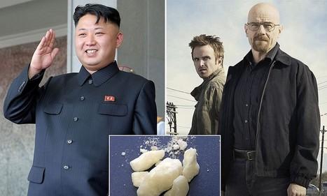 Brea-KIM bad! 99% pure crystal meth made in North Korea floods U.S. drug markets | FinaceOnEarth | Scoop.it