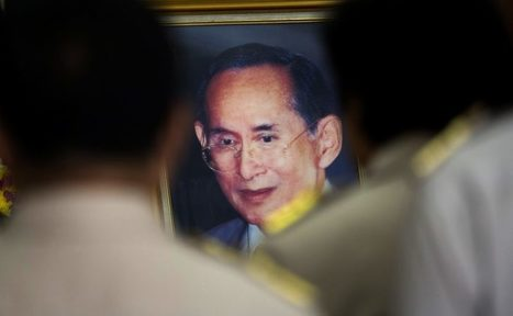 Thailand: Royal insult cases on the rise weeks after King Bhumibol's death | Thai NEWS | Scoop.it