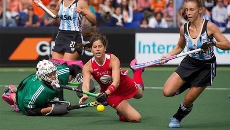 WOMEN Pool B: Kelsey rains on Lucha's parade | Hockey World Cup 2014 | Scoop.it