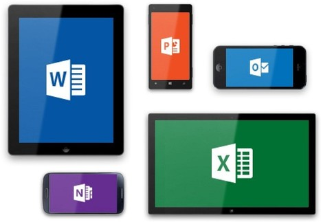 Microsoft's Office for iPad Apps Gain Printing Capabilities | Apple | Scoop.it