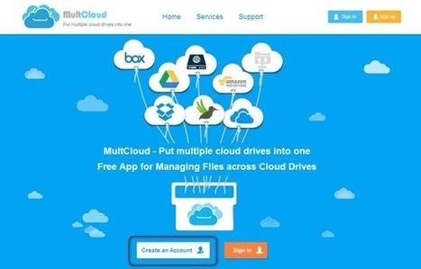 超讚! 多雲端硬碟整合 | 雲端科技應用 | Scoop.it