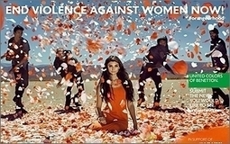 Benetton Asks Gen Y To Stop Violence Against Women | Psychology of Consumer Behaviour | Scoop.it