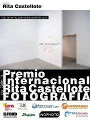 1º Premio Internacional de Fotografía 2012 Galería Rita Castellote, Inscripción hasta el 2 de Junio de 2012 | MARATÓN DE CITAS | Scoop.it
