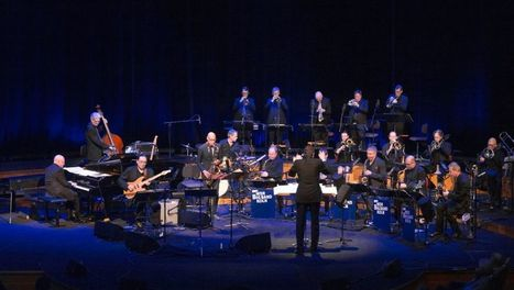Steps Ahead Meets WDR Big Band | Jazz Plus | Scoop.it
