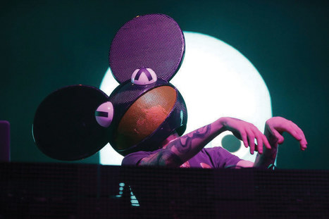 Listen To Deadmau5's Musical With Avicii & David Guetta, It's Weird | DJing | Scoop.it