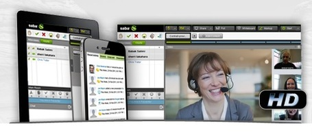 "HD Video Conferencing and Real-Time Collaboration Platform: SabaMeeting | ""#Google+, +1, Facebook, Twitter, Scoop, Foursquare, Empire Avenue, Klout and more"" 