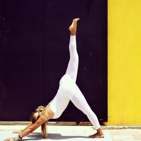 Office Yoga - Rachel Brathen | TraducTiph | Scoop.it