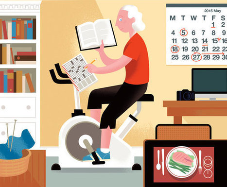 For an Aging Brain, Looking for Ways to Keep Memory Sharp | Holistic Nutrition Health and Wellness | Scoop.it