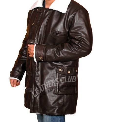 The Dark Knight Rises Bane Coat - Tom Hardy's Bane Coat | The most wanted apparel leather jacket is on your way | Scoop.it