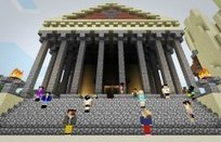 MinecraftEdu Teaches Students Through Virtual World-Building | Best School Ever! | Scoop.it