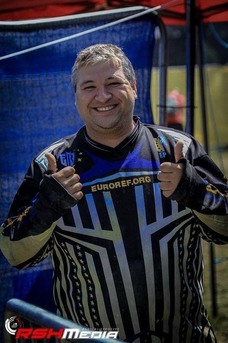 Interview de l' arbitre Jose Antonio Otero - Hexagone Paintball | le developpement du paintball | Scoop.it