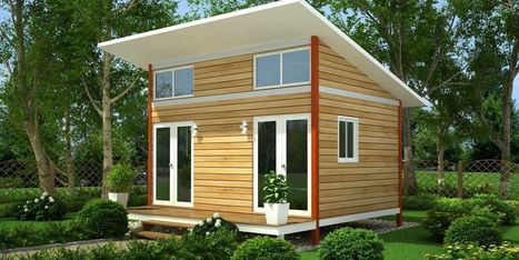 This Genius Project Would Create Tiny Homes For People Making Less Than $15,000 A Year | This Gives Me Hope | Scoop.it