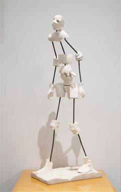 Gilles VADEL, sculpteur, expose au Domaine de la Forêt d'Orient - E CONCIERGERIE DOMAINE DE LA FORET D ORIENT HOTEL SPA GOLF   Escapade en Champagne ® Actualités   Scoop.it