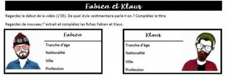 Le hipster : des activités pour la classe de FLE | Ideas, readings and resources for teachers of French | Scoop.it