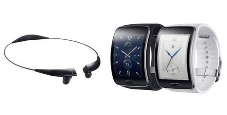 Samsung's Gear S is official; it has 3G and can make calls independently - Bubblews | Mash Folder | Scoop.it