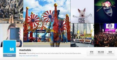 Can't Link From Instagram? Check Out Mashable's Nifty Bitly Trick | Social Media Marketing | Scoop.it