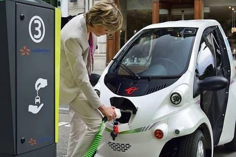 Grenoble expérimente l'autopartage électrique avec Toyota | Innovation in Grenoble-Isère | Scoop.it