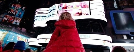 Google takes over Times Square, just to prove its Chromebook is for everyone | Inside Google | Scoop.it