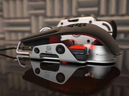 BMW designs Thermaltake's Level 10 M mouse   All Geeks   Scoop.it