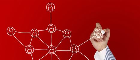 Cómo lograr una sólida red de contactos en LinkedIn | redes sociales | Scoop.it