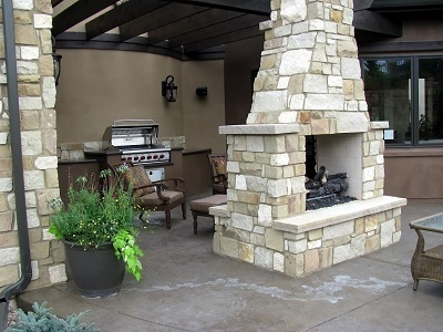 Summer's End: The Fun Continues with Beautiful Outdoor Fireplaces | Buchanan LP Gas, Hearth, and Outdoor | Scoop.it