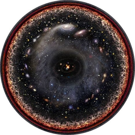 The entire known Universe in a single image | Art and Science | Scoop.it