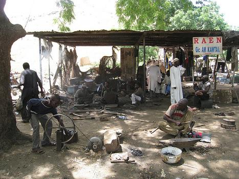 Cameroun : Inventeurs et artisans rivalisent d'ingéniosité | L'Etablisienne, un atelier pour créer, fabriquer, rénover, personnaliser... | Scoop.it
