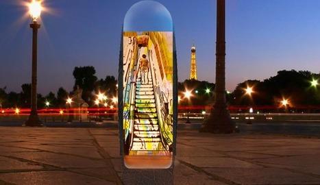 RSLN | L'art numérique pour humaniser la ville : rencontre avec Judith Darmont | Agence Smith | Scoop.it