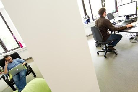 Briten entscheiden selber, wann und wo sie arbeiten | remote work group | Scoop.it