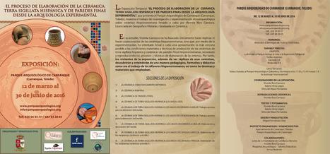 """Entrevista con Rubén Pérez: """"el Parque Arqueológico de Carranque es uno de los mejores y más espectaculares yacimientos de la Hispania Tardorromana""""   LVDVS CHIRONIS 3.0   Scoop.it"""