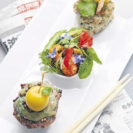 Comida china: Una mesa dim sum   Gastronomía   Scoop.it