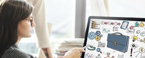 Digital Portfolios Position Students for Success in the Workforce (EdSurge News)   Accompagner la démarche portfolio   Scoop.it
