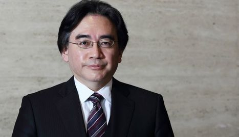 "Nintendo leader Satoru Iwata dies... ""On my business card, I am a corporate president,"" ""In my mind, I am a game developer. But in my heart, I am a gamer. 