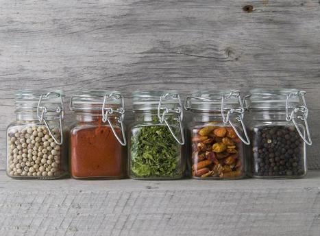 How to Stock Your Spice Rack | Health and Nutrition | Scoop.it