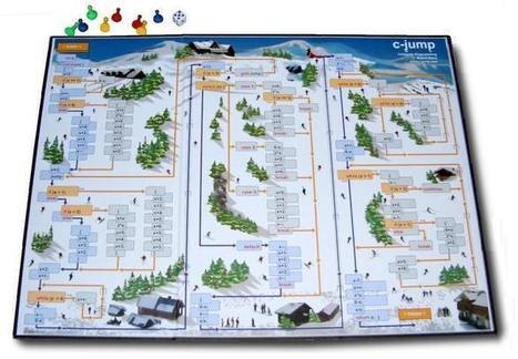 c-jump: computer programming board game - C, C++ & Java - by Igor Kholodov - #kids #coding | Digital #MediaArt(s) Numérique(s) | Scoop.it