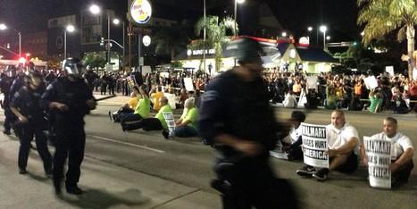 Biggest Civil Disobedience Against Walmart In History | Mental Health | Scoop.it